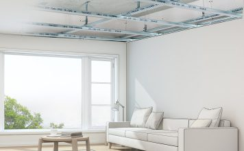 come si installa in controsoffitto