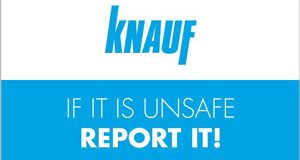 Safety award 2018 knauf