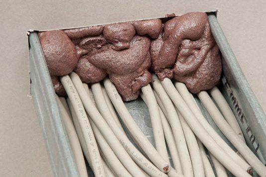 sigillatura con kf graphit foam