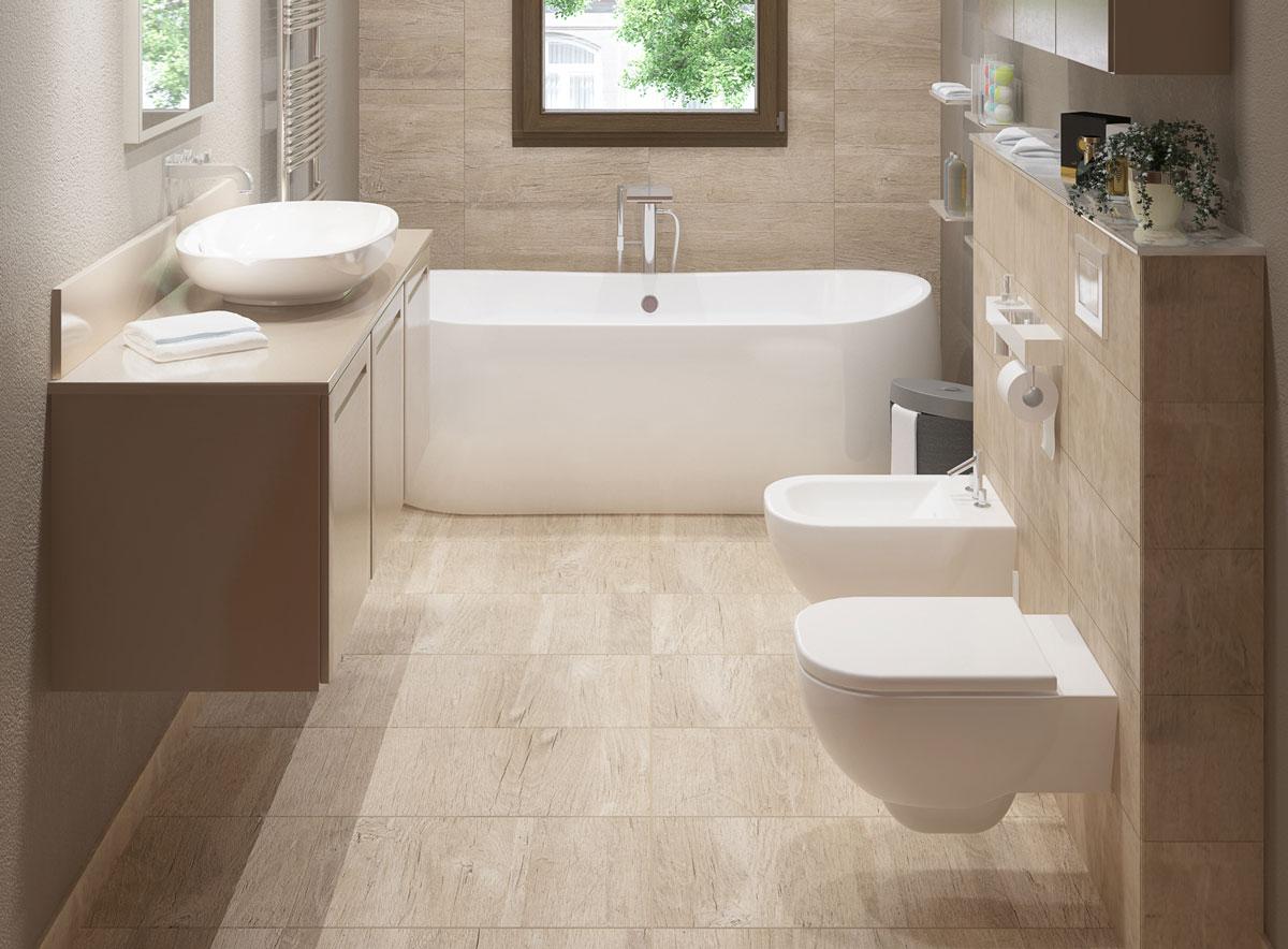 Pareti Bagno In Cartongesso controparete per bidet e wc in bagno - applikando